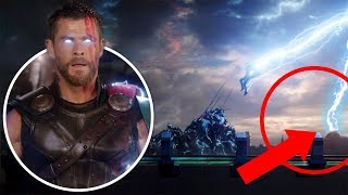 Video 8 Easter Eggs You Missed in the Thor Trilogy MP3, 3GP, MP4, WEBM, AVI, FLV Oktober 2018
