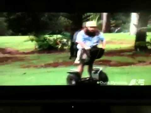 Duck Commander on Segway's-Season Finally