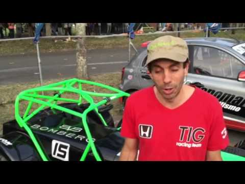 Piloto Jaime Guerrero habla sobre el Caterham R300