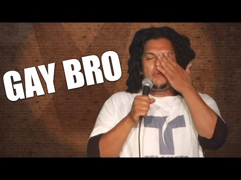 Felipe Esparza - Gay Bro (Stand Up Comedy)