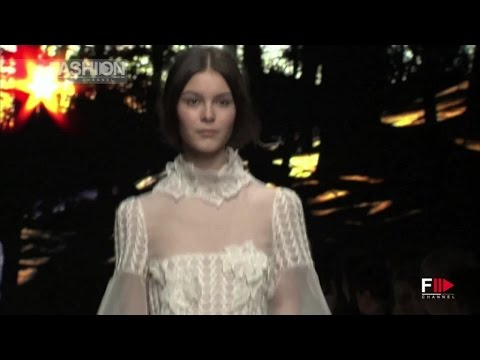ALBERTA FERRETTI Fall Winter 2015 2016 Milan Menswear by Fashion Channel видео