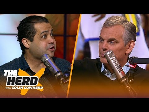 LeBron isn't leaving Lakers, Kyrie to LA is 'best case scenario' - Arash Markazi | NBA | THE HERD