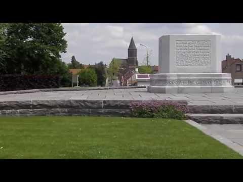 Crest Farm Canadian Memorial