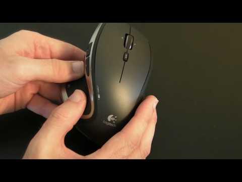Logitech Performance Mouse MX Review