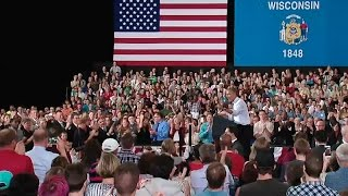 La Crosse (WI) United States  city images : The President Speaks on the Economy in La Crosse, Wisconsin