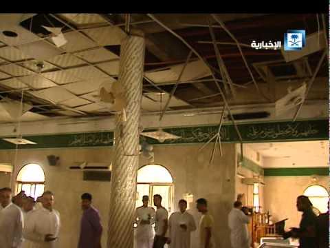 #فيديو :: استشهاد وإصابة عدد من المصلين في انفجار القديح بالقطيف