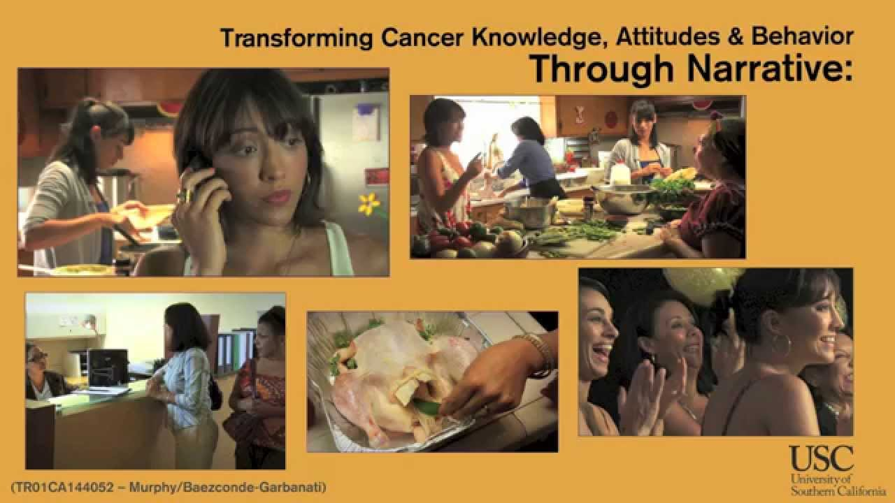 Transforming Cancer Knowledge, Attitudes & Behavior Through Narrative