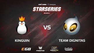 Kinguin vs Dignitas, game 1