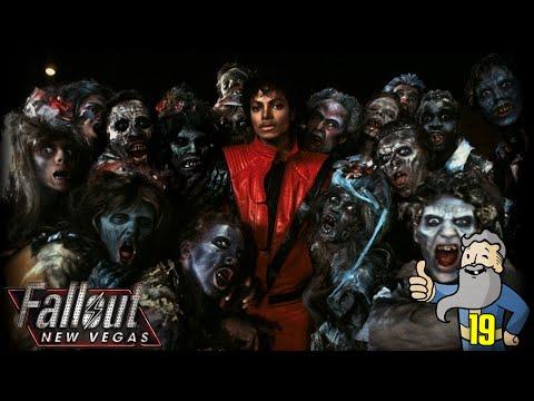 "Fallout New Vegas Gameplay Walkthrough Part 19 - ""MICHAEL JACKSON ZOMBIES!!!"" 1080p HD"