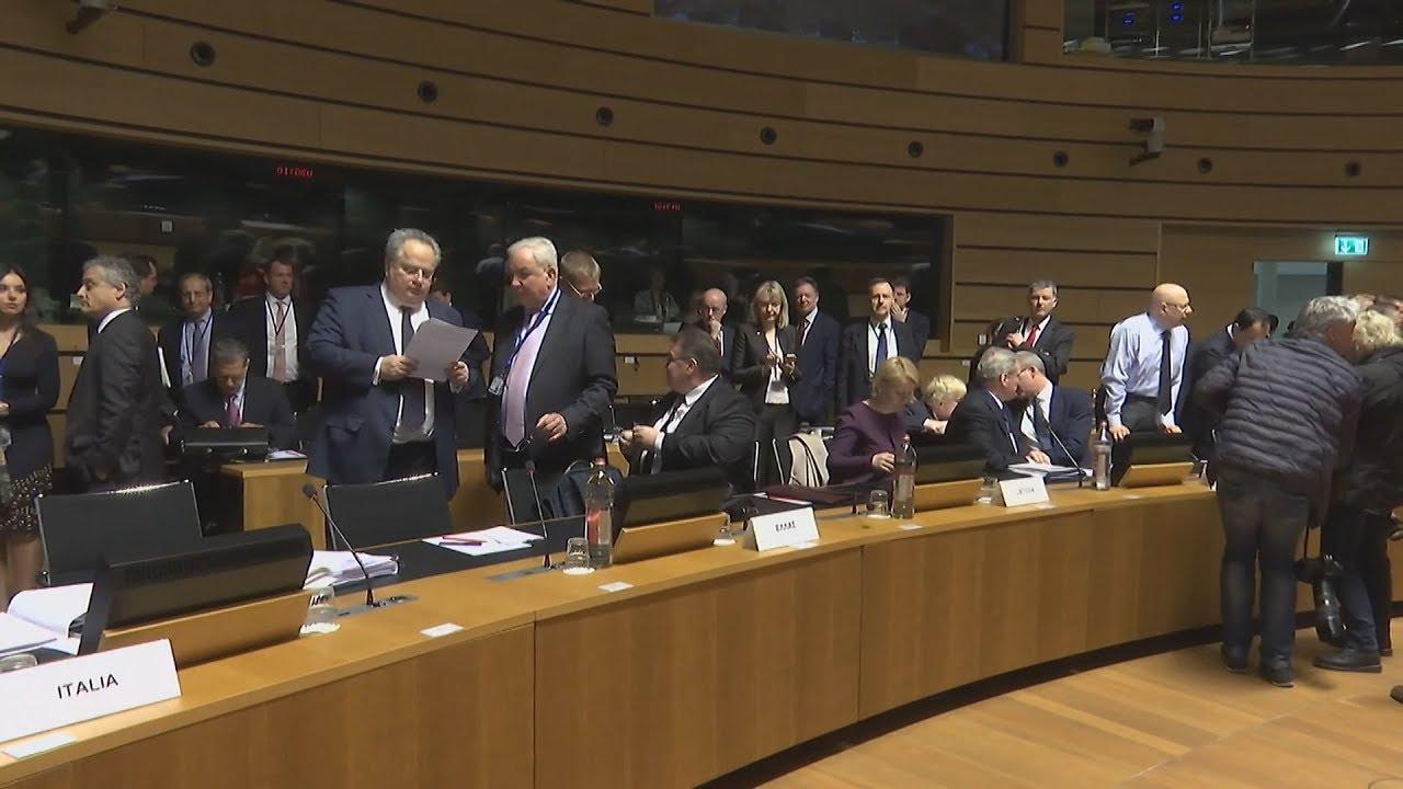 Στο Λουξεμβούργο ο Ν. Κοτζιάς για το Συμβούλιο Εξωτερικών Υποθέσεων