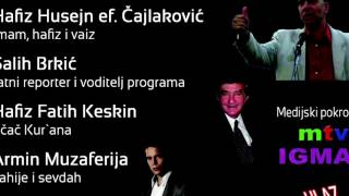 """Obavještenje - IZ BOŠNJAKA U ŠVICARSKOJ - """"NOĆ UZ GAM 2017"""" - MTV IGMAN."""