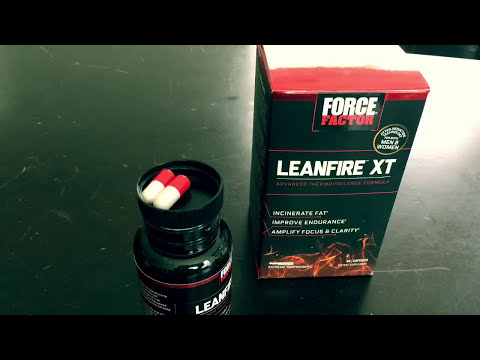 LEAN FIRE XT FORCE FACTOR REVIEW