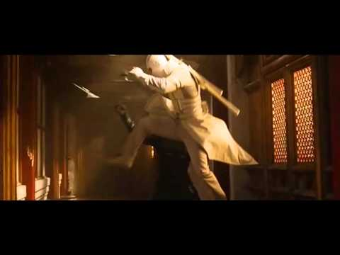 G.I.Joe Retaliation - Snake Eyes vs Storm Shadow HD
