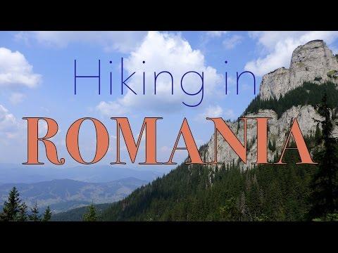 Hiking Ceahlău Massif in Neamt County