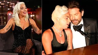 Lady Gaga Has Opened Up About Her I-ntimate Performance With Bradley Cooper At The Oscars