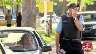 Speeding Ticket Prank