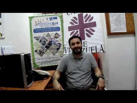 Entrevista a Pablo Aro de Cáritas Francia