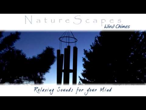 Sound Of Wind - Enjoy the soothing, relaxing sounds of this beautiful wind chime as it plays its song in a gentle breeze. If you listen closely, you can also hear Canadian G...