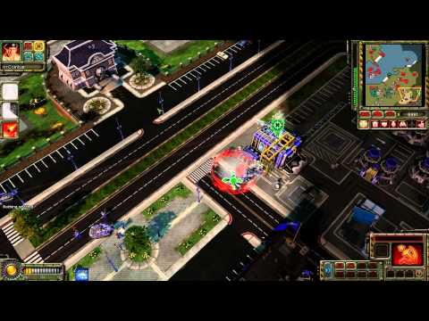 Command & Conquer: Red Alert 3 Hard - Soviets - Mission 4