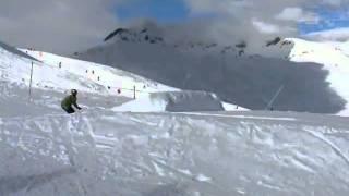 Vulpera Switzerland  city photo : my ski jump in Scout, Switzerland