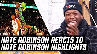 Video Nate Robinson Reacts To Nate Robinson Highlights MP3, 3GP, MP4, WEBM, AVI, FLV Agustus 2019