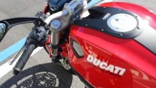 4. SOLD! 2011 Ducati Monster 796 Full Review and Engine Start