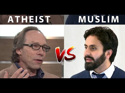 Krauss - Feel free to discuss and debate your viewpoint. Agree? Disagree? Comment at http://www.thebigdebates.com/debates/islam-or-atheism-which-makes-more-sense Isla...