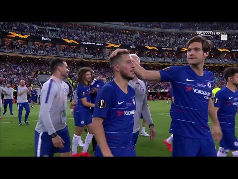 Chelsea clinch the 2019 Europa League | Full-Time scenes