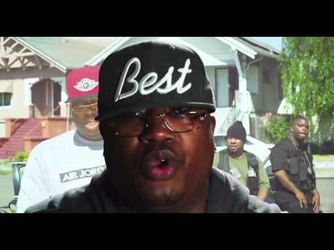 "E-40 ""Off The Block"" Feat. Stressmatic & J.Banks"
