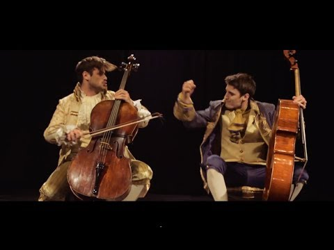 Video 2CELLOS - Thunderstruck [OFFICIAL VIDEO] download in MP3, 3GP, MP4, WEBM, AVI, FLV January 2017
