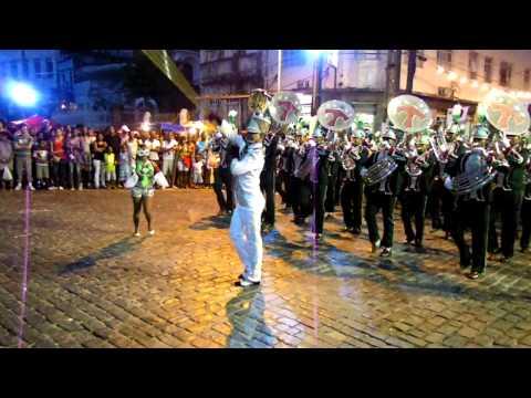 Tradicional - Fanfarra Tradicional de Alagoinhas - Campeã Baiana 2011 - Entrada.