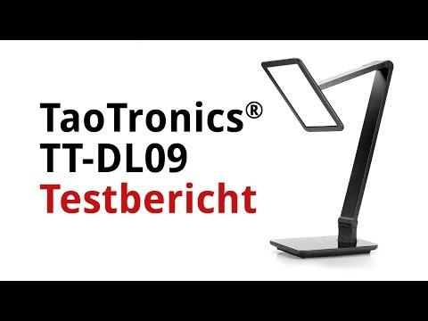 TaoTronics® TT-DL09 10W - LED Schreibtischlampe im Test