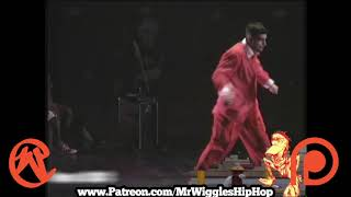 Mr. Wiggles – on Tour Electric Boogaloos early 2000's