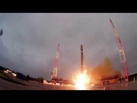 Russian MoD launches own satellite into space