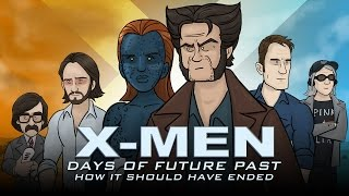 Nonton How X-Men: Days of Future Past Should Have Ended Film Subtitle Indonesia Streaming Movie Download