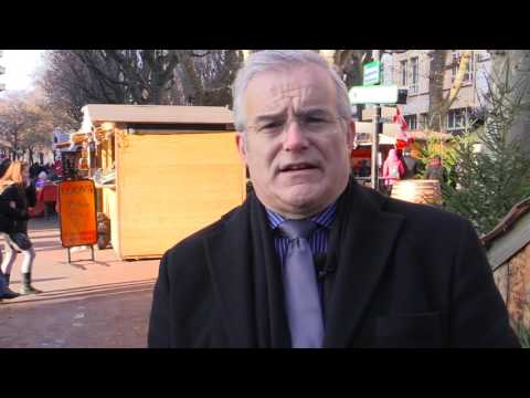 Voeux de Michel Dantin aux chambériens pour 2017