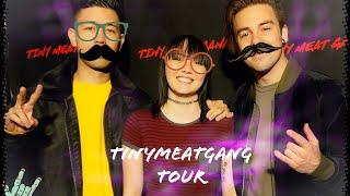 TinyMeatGang Tour! | Minneapolis | MoA pt 2