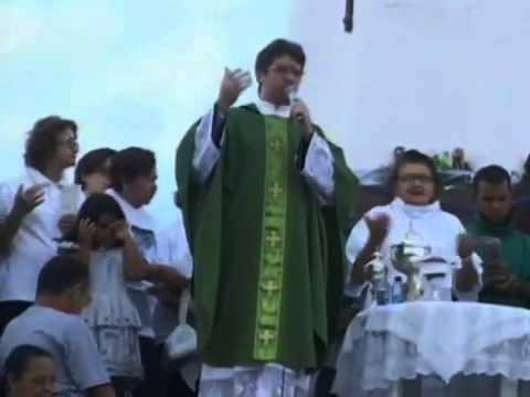 Católicos da cidade de Sousa na Paraíba lembram morte de Frei Damião