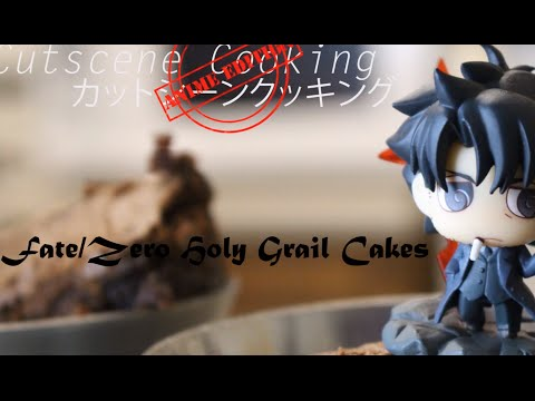 Cutscene Cooking Anime Edition: Fate/Zero Holy Grail Cake