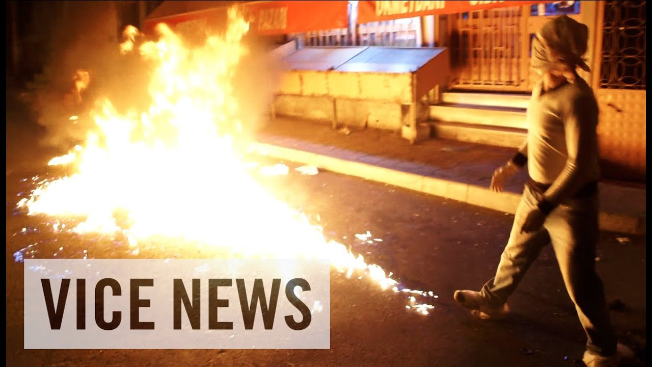 From Grief Over Kobane To Chaos: Istanbul's Kurdish Riots