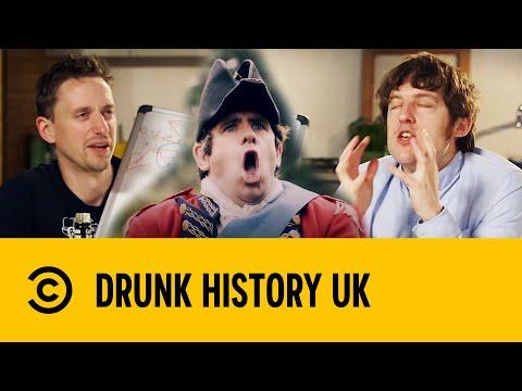 John Robins & Elis James's Duke Of Wellington Roleplay   Drunk History UK