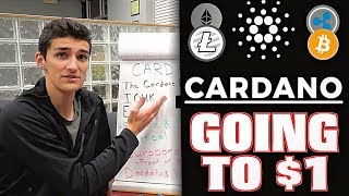 Why I Bought 30K Cardano ADA Crypto Coins! Best ALTCoin Explained!!