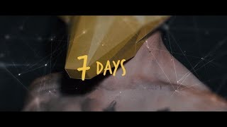 Video Bikkinyshop - Seven Days (official lyric video)