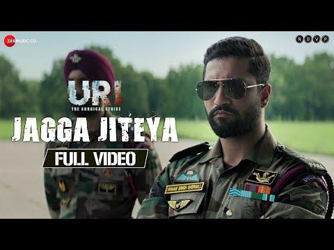 Jagga Jiteya - Full Video   URI   Vicky Kaushal & Yami Gautam   Daler Mehndi, Dee MC & Shashwat S