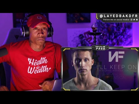 TRASH or PASS! NF & Jeremiah Carlson( Ill Keep On ) [REACTION!!!]