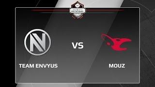 EnVyUs vs mouz, game 3