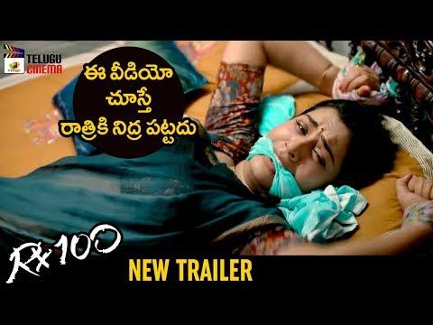 RX 100 Movie NEW TRAILER | Kartikeya | Payal Rajput | Rao Ramesh | 2018 Telugu Movies |Telugu Cinema