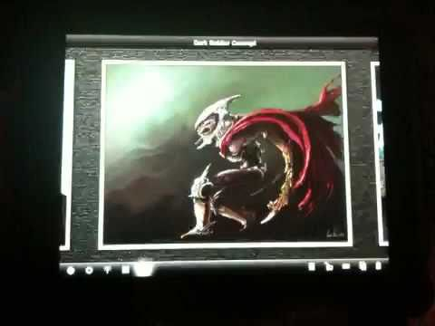 Inspire Pro: pintura al óleo para tu iPad
