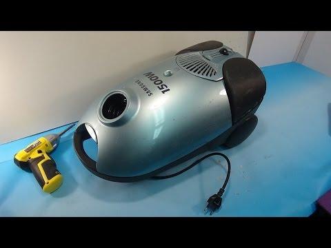Как заменить пылесос 3m