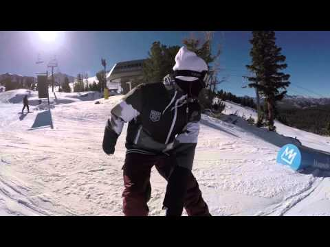 Greg Bretz - MammothsOpen! There was tons of action and athletes on the hill this weekend to kick off the season right. Check out Olympic athlete and Mammoth Unbound rid...